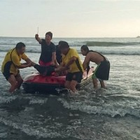 Filipino migrant worker drowns on beach in S. Taiwan