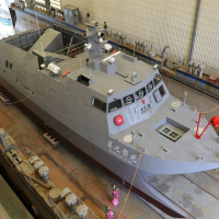 Taiwan Navy missile boat program delayed due to lack of funds