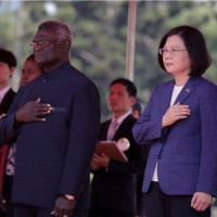 Solomon Islands 'clearly leaning' toward shifting ties from Taiwan to China