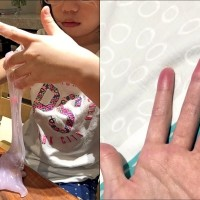 Taiwanese girl's fingerprints erased after playing with 'slime'