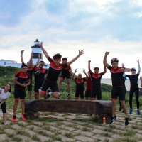 新南向4國大學生騎腳踏車環島    接力傳播台灣之美