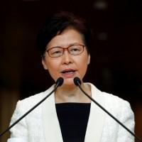 【快報】香港特首林鄭月娥讓步? 傍晚正式宣布撤回送中條例!
