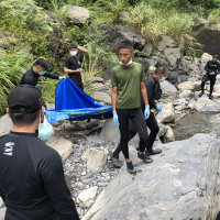 Body of 6 year old boy, missing 10 days, found in New Taipei river