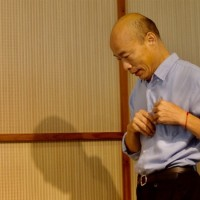 KMT presidential candidate drops again in Taiwan polls