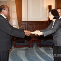 傳將與中國建交 索羅門駐台大使:官員個人意見
