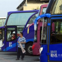Taiwan to suspend fuel surcharge for tour buses in wake of drop in Chinese tourists
