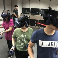 Virtual reality applied in earthquake education in Taipei