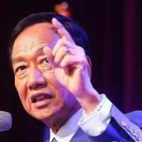 Foxconn founder Terry Gou (CNA photo)