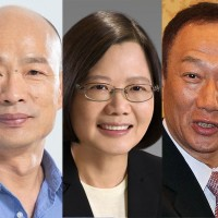 [Taiwan Presidential Election] Terry Gou: Legislators taking the role of borough chiefs