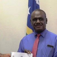 Solomon Islands Foreign Minister visits Taiwan