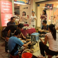 Taipei Dept. of Health offers healthy BBQ tips for Mid-Autumn Festival