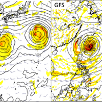 Tropical Storm Peipah could put a damper on moon viewing in Taiwan