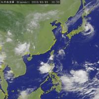 颱風「琵琶」最快明日生成 中秋連假北、東部賞月機率低
