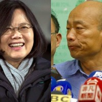 Taiwan media poll shows Tsai pulling ahead, Han most hated politician