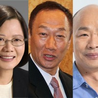 [Taiwan Presidential Election] Han Kuo-yu: DPP rule of Taiwan turns in an empty scorecard