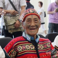 泰雅族文面國寶柯菊蘭今辭世 享耆壽97歲