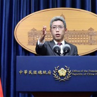 Ex-president Ma abetted Chinese threat to Taiwan: Presidential Office spokesperson