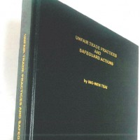 Tsai's dissertation. (Ministry of Education photo)
