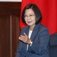Taiwan president vows to work with industry leaders to promote semiconductors