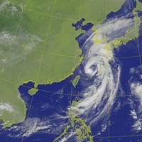 Tropical storm periphery to bring downpours to northern Taiwan: CWB