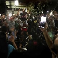 埃及罕見反貪示威  要求總統下台