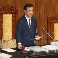 Legislative Speaker Su Jia-chyuan.
