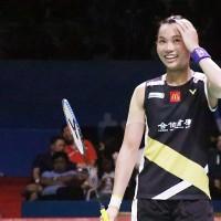 Taiwan's Tai reaches final of China Open badminton championship
