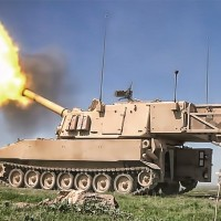 Taiwan eyeing purchase of new Paladin howitzers from US