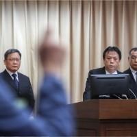陳菊缺席私菸報告 總統府副祕書長施克和 代打遭電爆