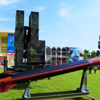 Taiwan's Tien-Kung III missile modified for ship-based launch platforms