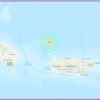 【快訊】波多黎各傳規模6.3強震 震源深度僅10公里