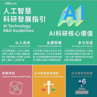 Taiwan science ministry and universities launch AI development guidelines