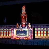 總統府化身百年時光機 國慶光雕秀展期歷年之最