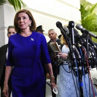 裴洛西啟動彈劾川普調查 美眾院過半議員支持