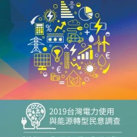簡又新專欄 –從能源轉型民調 探討台灣再生能源的發展