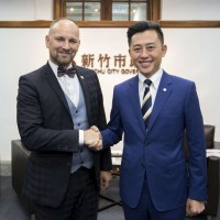 Slovak governor visits Taiwanese city of Hsinchu