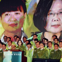 Election rivals not just at home, but also in China: Taiwan President