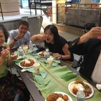 品嘗傳統清真食物   高苑科大攜新住民普及印尼獨特文化