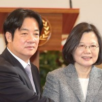 Commentators doubt Taiwan president's meeting with ex-premier, Ph.D.