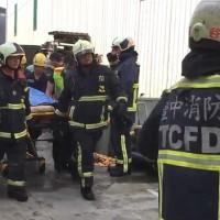 台中市2消防員救災殉職 進入火場約10分鐘即失聯