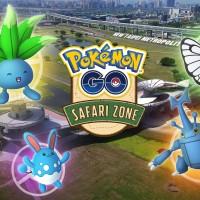 4-day Pokémon GO Safari Zone starts in New Taipei today