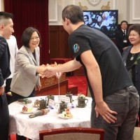Media personality takes Taiwan president's LSE Ph.D. to government watchdog