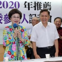 Annette Lu calls for much-needed support to make presidential ballot