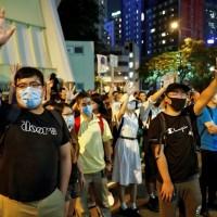 【快訊】林鄭月娥宣布引用緊急情況條例 「禁蒙面法」5日凌晨零時起生效