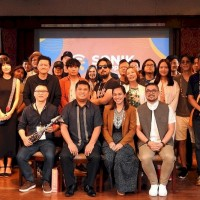 Taiwan co-hosts music festival, conference in Philippines