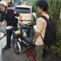 Over 300 ticketed for ignoring e-bike helmet law in New Taipei City
