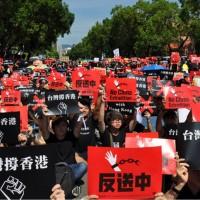 〈時評〉中國休想對台灣有香港2.0