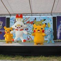 150,000 trainers flock to Pokémon Go Safari on Day 2, New Taipei rakes in NT$100 million