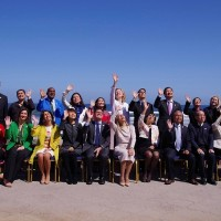 Taiwan makes a splash at APEC WEF meeting