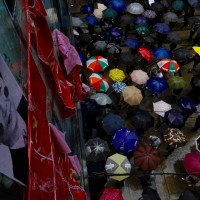 香港實施禁蒙面法 台灣民團號召7日戴口罩撐港人